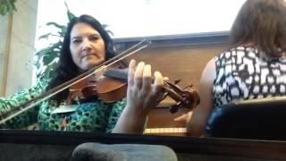 Day 195 - Linda Hudson Hornpipe - Patti Kusturok