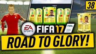 BUYING IMPORTANT PLAYERS!! FIFA 17 ROAD TO GLORY EP 38
