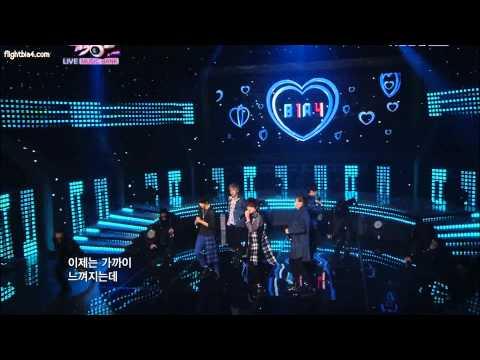 [LIVE] 111125 B1A4 (비원에이포) - My Love (마이러브)
