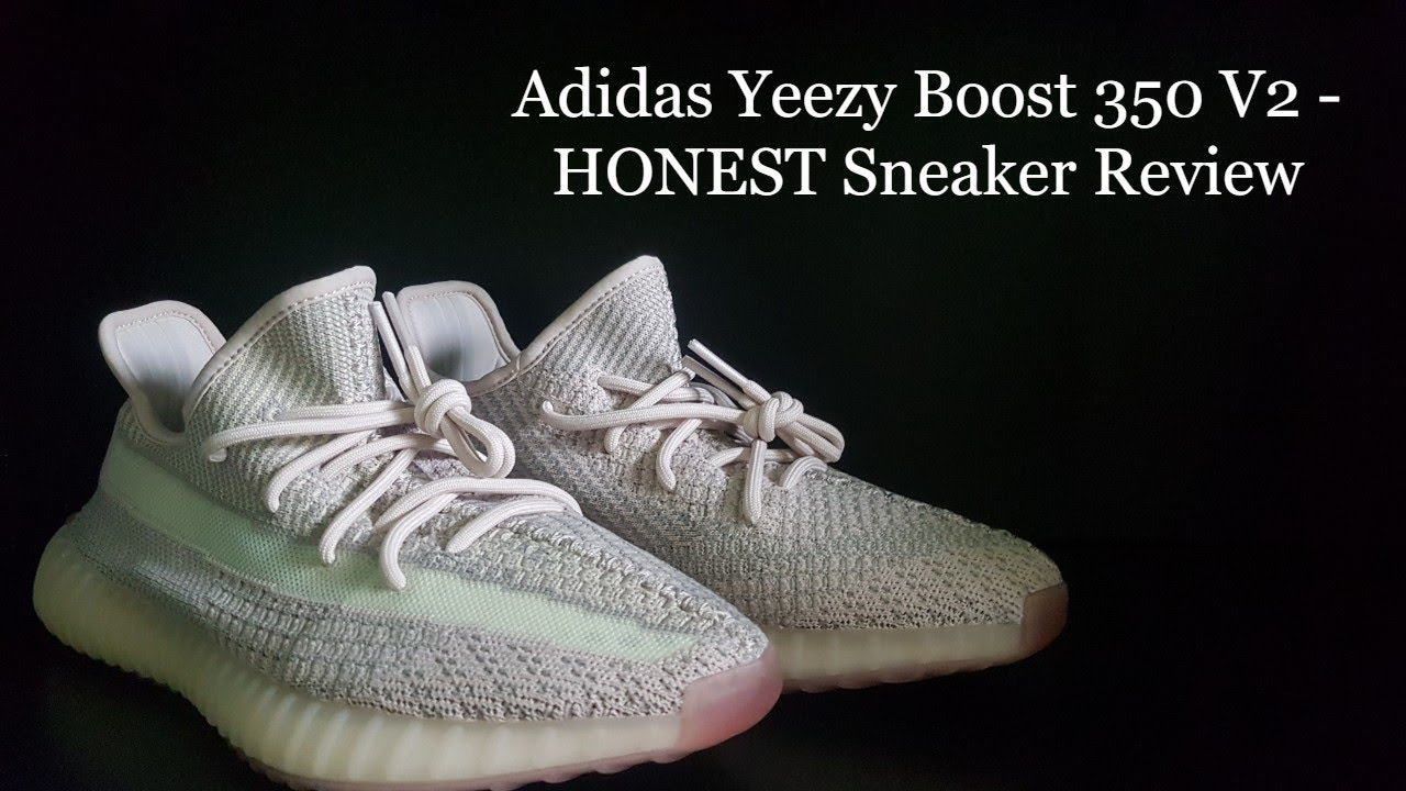 yeezy boost review