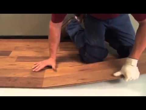 Shaw Versalock Ag Laminate Flooring Installation Youtube