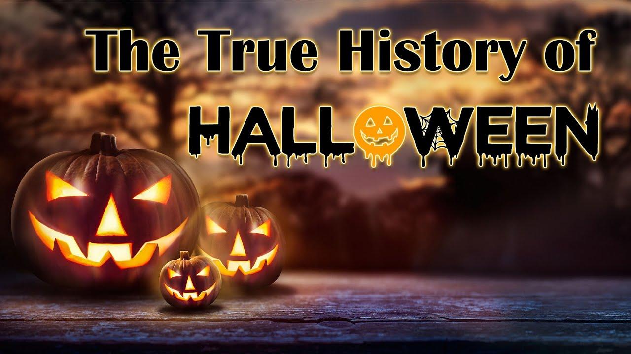 The True History of Halloween