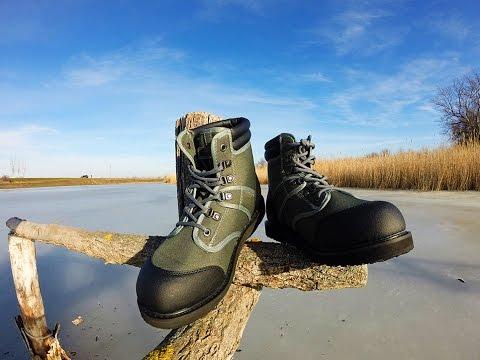 Ботинки для рыбалки Аэр от Фишермен