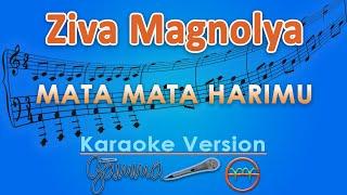 Download Lagu Ziva Magnolya - Mata-Mata Harimu (Karaoke) | GMusic mp3