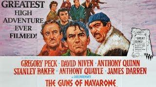 THE GUNS OF NAVARONE (1961), Gregory Peck, David Niven, Anthony Quinn - #FILMTALK REVIEW