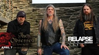 "THE OBSESSED – ""Punk Crusher"" (Official Track)"