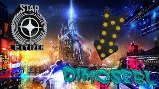 Star Citizen - Отправляемся в пустоту и безмолвие.....ееееежжжик !!:))