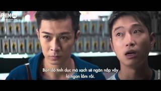 10 cảnh nóng bỏng mắt trong phim BÍ MẬT DỤC VỌNG