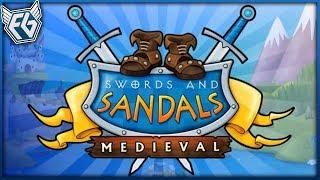 česk gameplay   swords and sandals medieval nebesk kovadlina