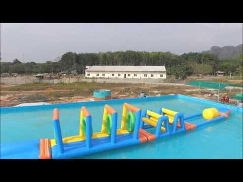 สวนน้ำนาสาร Surat Water Park