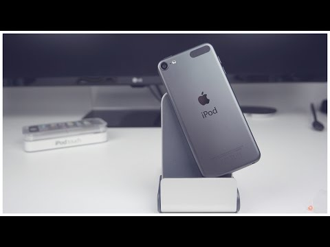 Apple iPod Touch (6. Gen.) Unboxing + Review deutsch