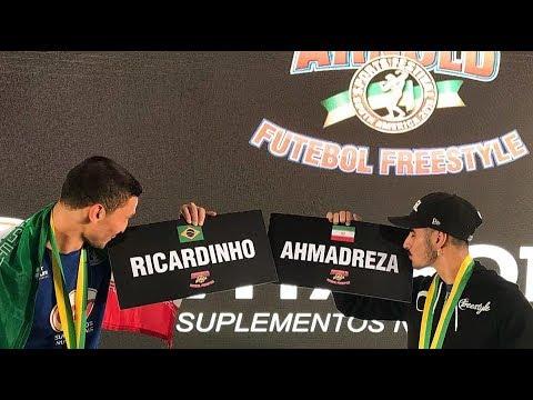 Vlog Ahmadreza in  Brazil / Arnold Sport 2018