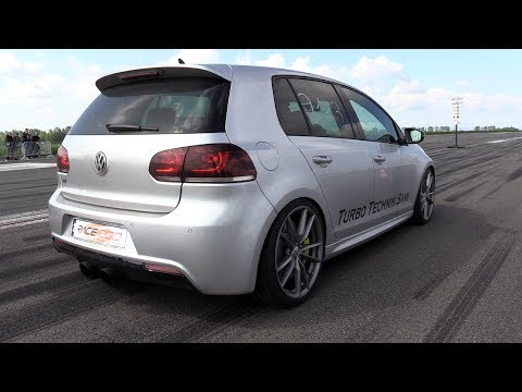 800hp golf 6 r with r32 engine brutal sounds fast accelerations youtube. Black Bedroom Furniture Sets. Home Design Ideas
