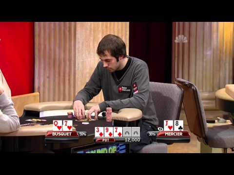 2011 National Heads-Up Poker Championship Episode 6 HD