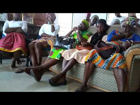 FCG Church Accra, Ghana Women's Choir Lessons Learned from the Late Pastor Samuel Anso 2c