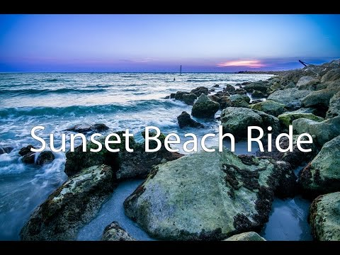 Clearwater Sunset Beach Ride And Photoshoot