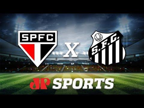AO VIVO - São Paulo x Santos - 14/03/20 - Campeonato Paulista - Futebol JP