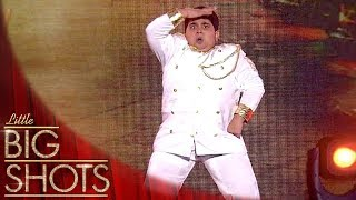 INCREDIBLE Akshat Singh Wows With His Dancing 🕺| Little Big Shots