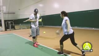 Обучение теннису  | Первая тренировка по теннису  | Теннисная школа «Master