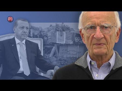 Norman Paech: Krieg der Türkei gegen die Kurden