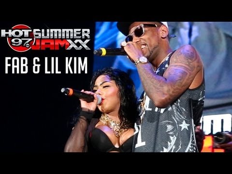 FABOLOUS & LIL KIM You Be Killing Em  at Summer Jam 2013