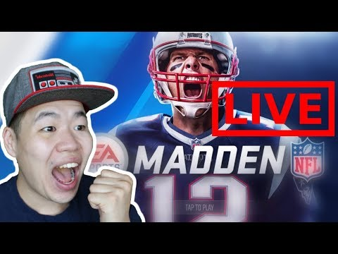 Madden Mobile 18 Stream on Android - Opening grind & Pack Op