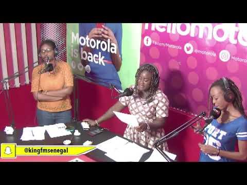 """RUBRIQUE SPORT """"LE COACH DE LIVERPOOL A AFRIQUE DU SUD"""" - Pr : GELLA - 09 Novembre 2017"""