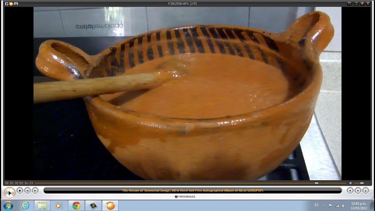 Como hacer frijoles puercos facil y rapido youtube - Como hacer farolillos de feria ...