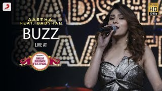 Buzz - Live @ Amazon Great Indian Festival | Aastha | Badshah