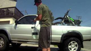 Cleaning Truck and Motocross Bike using Slick Offroad Wash(Slick Offroad Wash cleaning solution helps remove dirt and mud from every type of vehicle. Our Super Concentrate is a specialized formula designed to ..., 2011-05-03T03:23:22.000Z)