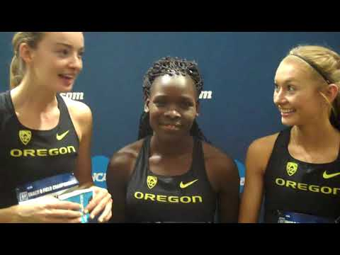 Too early to count out the Ducks for the outdoor championships: Oregon track & field rundown