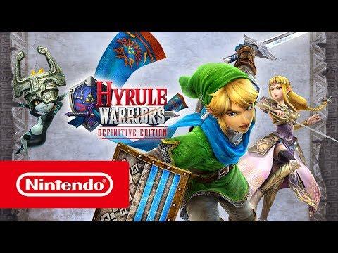 Hyrule Warriors: Switch vs  Wii U vs  3DS | GameCrate