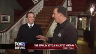 The Stanley Hotel's haunting activity - parts 1&2