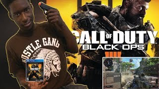 Official Call of Duty®  Black Ops 4 — Multiplayer Reveal Trailer(Reaction)