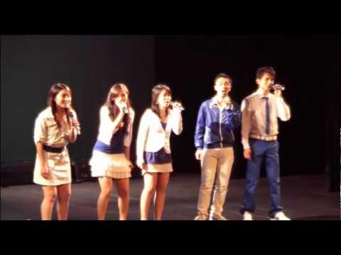 港鐵狂想曲(a cappella) - Mosaic《大學5.5件事》| www.mosaichk....