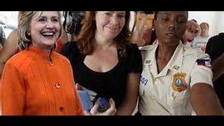 HILLARY CLINTON connected to Laura Silsby Child Abductor. DON