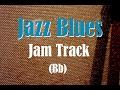 Jazz Blues Backing Track (Bb)