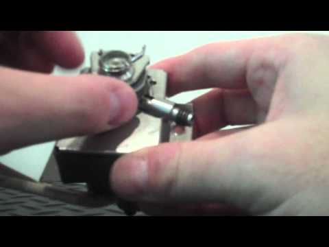Taking apart a Gas Chromatograph's split/splitless injector port