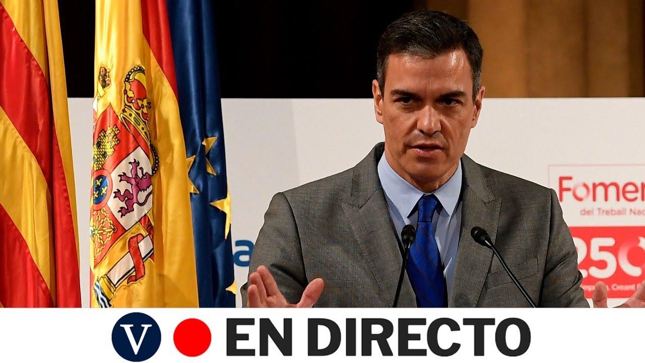 Download DIRECTO: Pedro Sánchez defiende los indultos en el Teatre Liceu de Barcelona