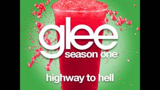 Glee - Highway To Hell (DOWNLOAD MP3+LYRICS)