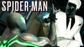 Spiderman Gameplay German PS4 PRO - Martin Li Boss Fight