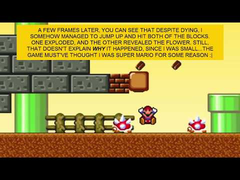 Mario Forever - The Minus Worlds 1.5 By Crist1919 Walkthrough (Longplay) [HD]