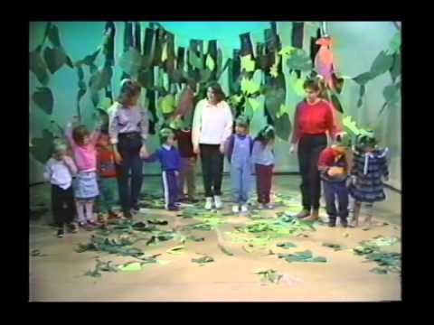 1987-12 Ryerson Collection -  The Lion Hunt -  Children's TV