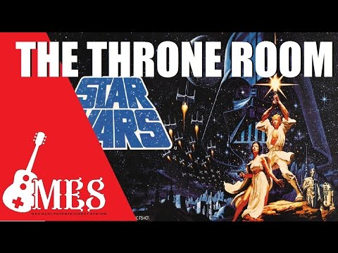 The Mariachi Star Wars Throne Room theme is amazing