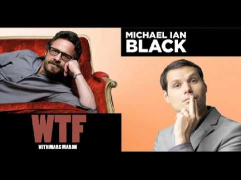 Marc Maron vs. Michael Ian Black (WTF live)