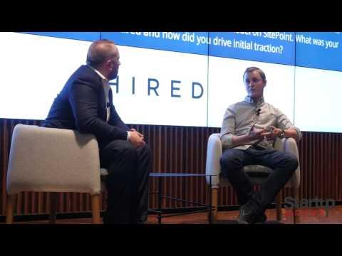 Startup Grind Melbourne Hosts Matt Mickiewicz (HIRED)