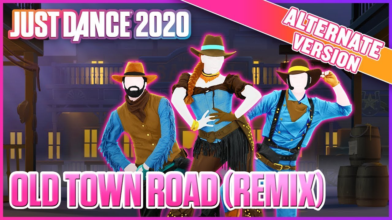 Dance Trends 2020.Just Dance 2020 Old Town Road Remix Alternate Official Track Gameplay Us