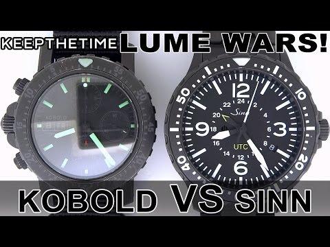 LUME WARS! #12 | KOBOLD BLACK OPS TACTICAL VS SINN 857 S UTC
