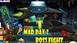 Mad Day 2 Final Boss Fight Gameplay Walkthrough One Go