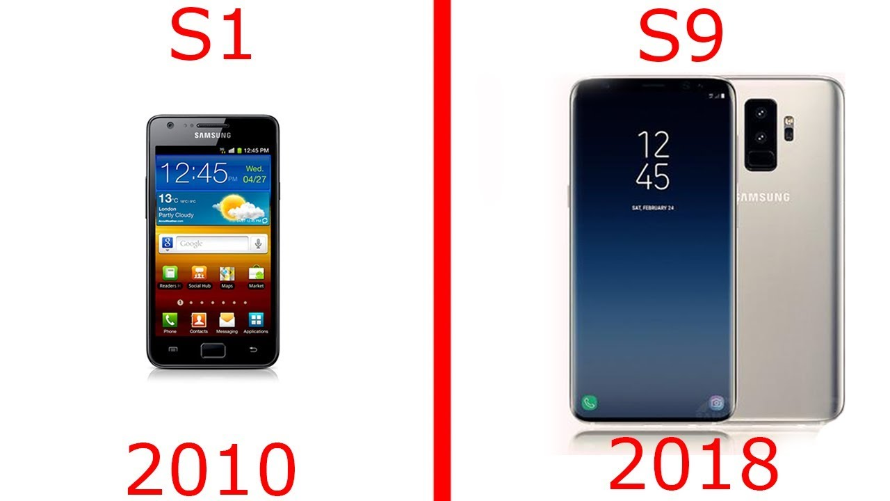 SAMSUNG GALAXY S5 S6 S7 S8 S9